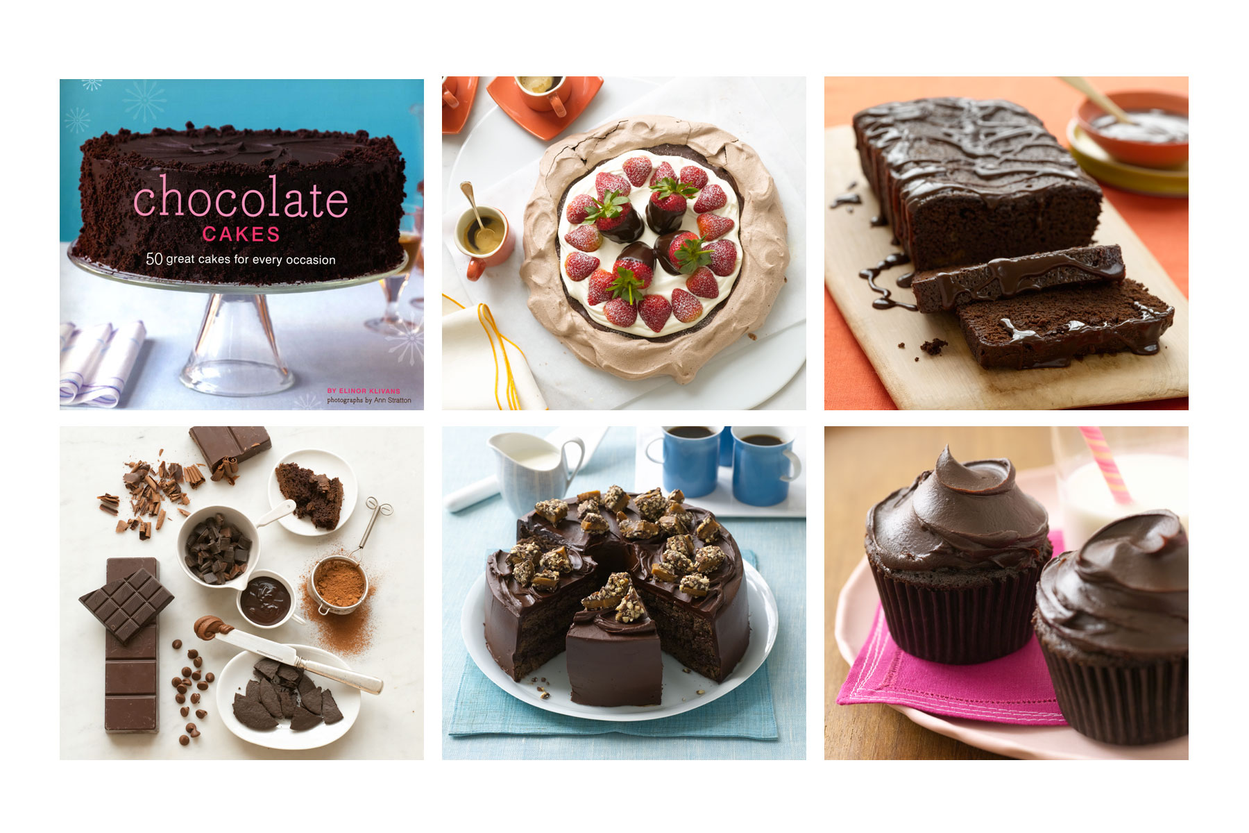 ChocolateCakeBook